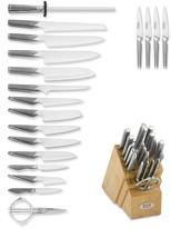 Global Classic 20-Piece Knife Block Set