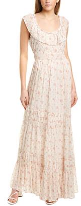 LoveShackFancy Joanne Maxi Dress