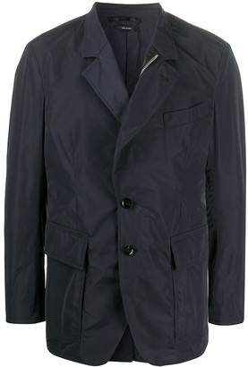 Tom Ford Zip-Up Blazer