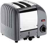 Dualit Classic Toaster - Cobble Grey - 2 Slot