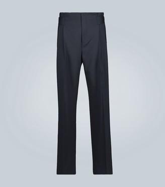 Cmmn Swdn Jade wool pleated pants