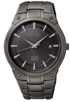 Seiko Stainless Steel Solar Bracelet Watch