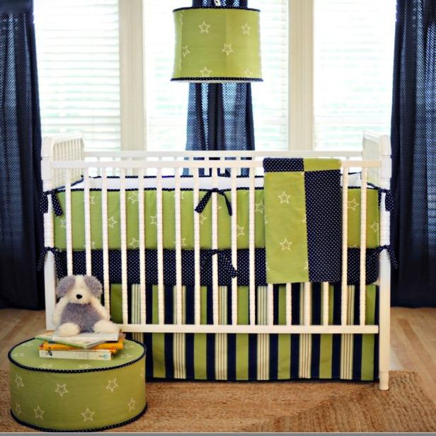 Boy Oh Boy Baby Bedding Set