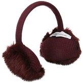 BCBGeneration Women's Basic Faux Fur Earmuffs