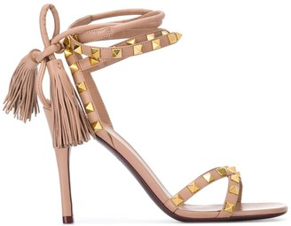Valentino Rockstud Flair 110mm sandals