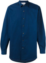 Études - 'Ombre' longsleeve shirt - men - Cotton - 44