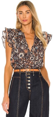 Ulla Johnson Greta Top