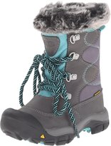 Keen Leather Toddler Winter Boots Gray 12