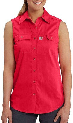 Carhartt Women's Force Ridgefield Sleeveless Shirt