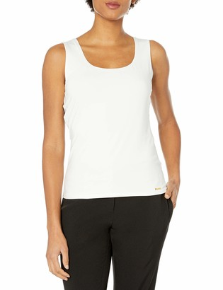 Calvin Klein Women's Sleeveless Seamless Tank