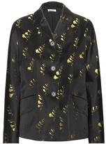 Miu Miu Embroidered silk jacket