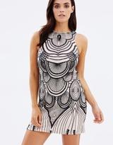 Ann Pattern Sequin Tunic