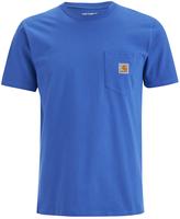 Carhartt Short Sleeve Pocket Tshirt - Dolphin