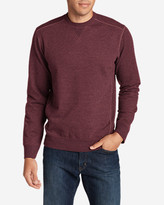 Eddie Bauer Men's Camp Fleece Crew Sweatshirt