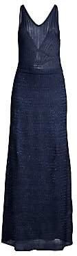 M Missoni Women's Lurex Sleeveless Gown