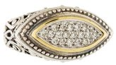 Konstantino Diamond Asteri Horizontal Ring