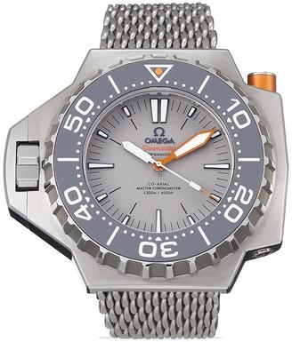 Omega 2020 unworn Seamaster Ploprof 1200M watch 55mm