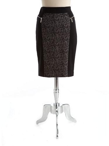 MICHAEL Michael Kors Ponte Pencil Skirt