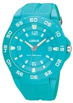 Lorus Women's R2347FX9 Aqua Rubber Quartz Watch