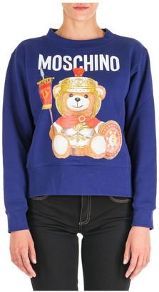 Moschino Roman Teddy Bear Sweatshirt
