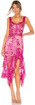 Bronx and Banco Eva Midi Dress
