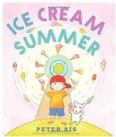 Scholastic Ice Cream Summer - Hardcover