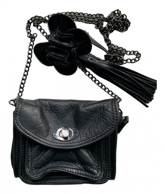 Paul & Joe Sister Black Leather Handbags