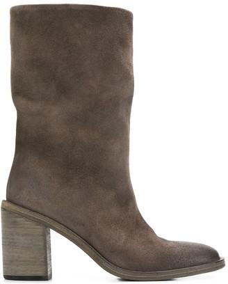 Marsèll 90mm Mid-Calf Length Boots