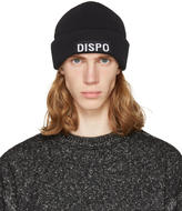 Alexander Wang Black dispo Beanie
