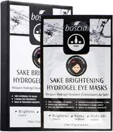 Boscia Sake Brightening Hydrogel Eye Masks