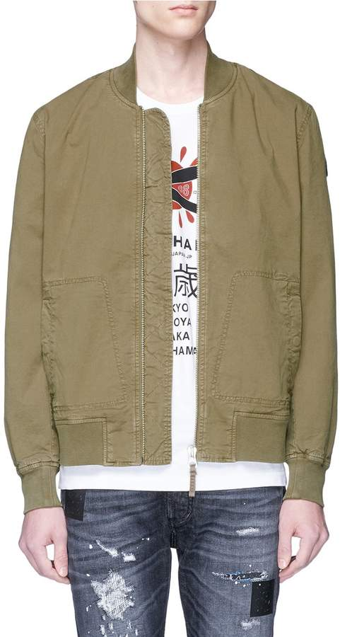 Denham Jeans 'Glory' bomber jacket