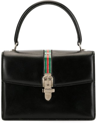 Gucci Pre-Owned Shelly Line old tote