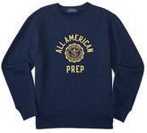 Ralph Lauren Cotton-Blend Sweatshirt