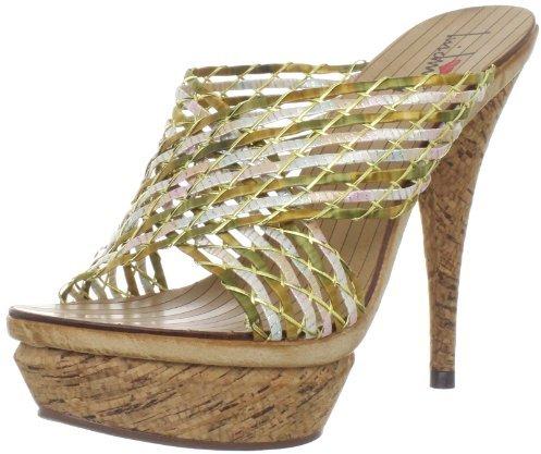 Luichiny Women's Kyl Lie Platform Sandal