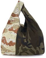 MM6 MAISON MARGIELA Market Bag In Camouflage Fabric