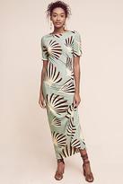 Siyu Fan-Printed Dress