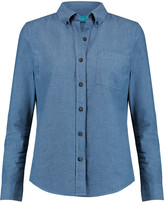 MiH Jeans Ansel cotton-chambray shirt