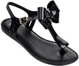 Mini Melissa Solar Bow - Black