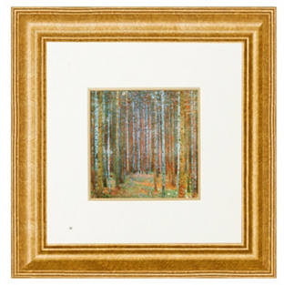 Munn Works Gustav Klimt, Tannenwald