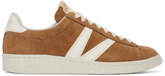 Visvim Brown Corda Folk Sneakers