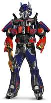 Disguise Men's Hasbro Transformers Age Of Extinction Movie Optimus Prime Theatrical with Vacuform Plus 3D Costume