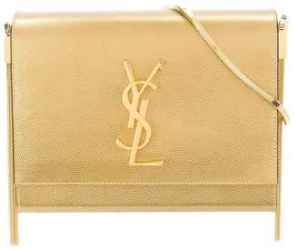 Saint Laurent boxy Kate crossbody bag