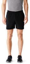 sport Men's Speed Flyweight Shorts-Charcoal Heather Print