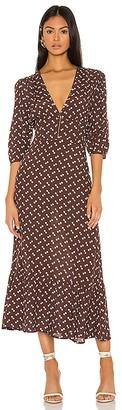 Flynn Skye Elsie Midi Dress