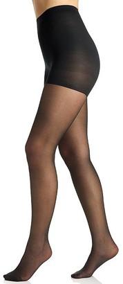 Berkshire Silky Control Top Extra Wear Sheer Lycra Leg