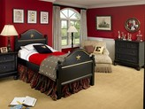 The Well Appointed House Cody Bed in Admiralty Finish