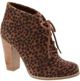 Old Navy Women's Faux-Animal Fur Ankle Boots