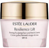Estee Lauder Resilience Lift Firming and Sculpting Face and Neck Creme SPF 15 Normal Combination