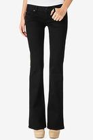 Hudson Jeans Signature Bootcut (Petite length)- Black Ice