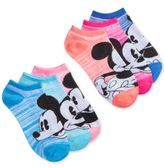 Disney Women's 6-Pk. Mickey Mouse No-Show Socks